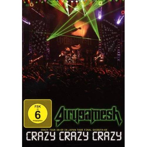 - Girugämesh - Crazy Crazy Crazy [2 DVDs] - Preis vom 20.10.2020 04:55:35 h