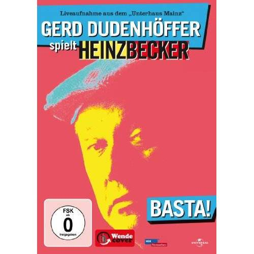 Gerd Dudenhöffer - Gerd Dudenhöffer spielt Heinz Becker - Basta! - Preis vom 04.10.2020 04:46:22 h