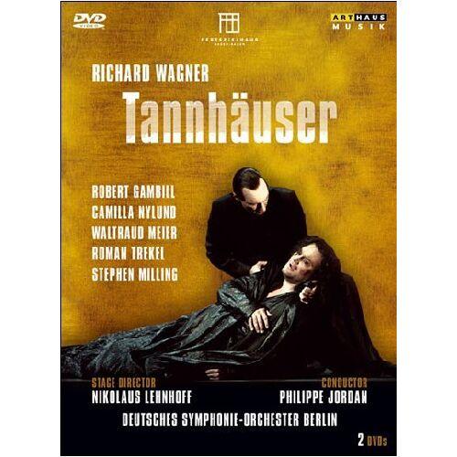 Nikolaus Lehnhoff - Wagner, Richard - Tannhäuser (2 DVDs) - Preis vom 19.01.2021 06:03:31 h