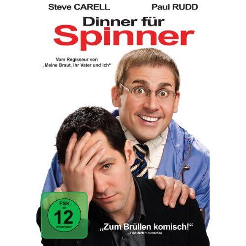 Jay Roach - Dinner für Spinner - Preis vom 28.02.2021 06:03:40 h