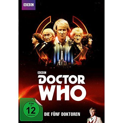 Peter Moffatt - Doctor Who - die Fünf Doktoren [3 DVDs] - Preis vom 09.04.2021 04:50:04 h