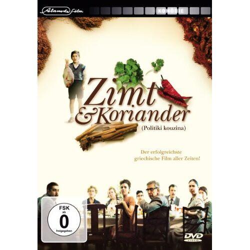 Tassos Boulmetis - Zimt und Koriander - Preis vom 05.09.2020 04:49:05 h