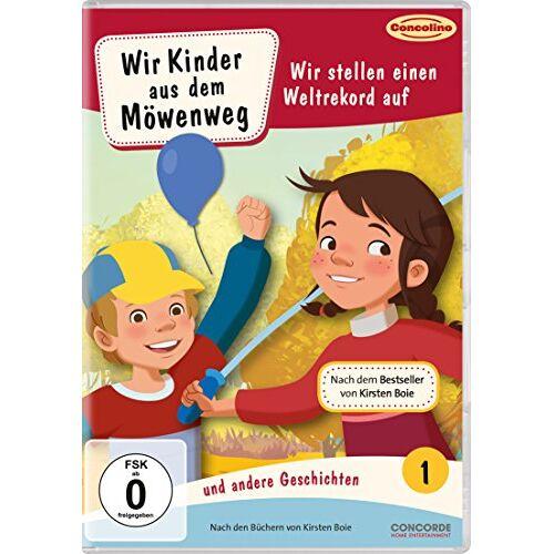 Katjenka Krause - Wir Kinder aus dem Möwenweg - Wir stellen einen Weltrekord auf - Preis vom 03.05.2021 04:57:00 h