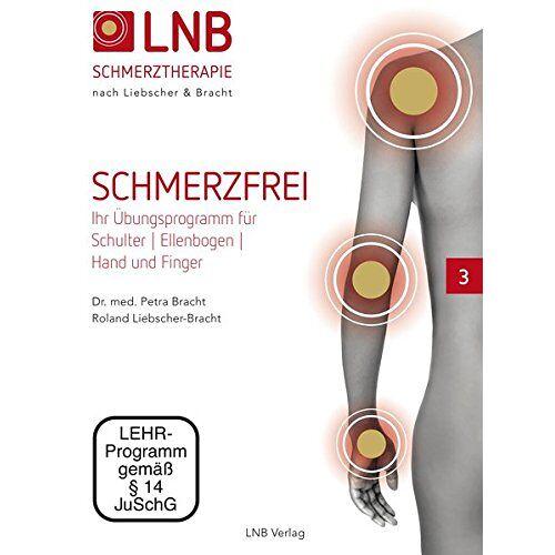 - LNB Schmerzfrei DVD Nr.3 -SchmerzfreiÜbungen nach Liebscher und Bracht [DVD] [2012] - Preis vom 05.05.2021 04:54:13 h