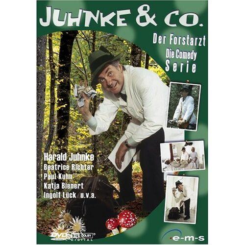 Harald Juhnke - Der Forstarzt - Preis vom 11.05.2021 04:49:30 h