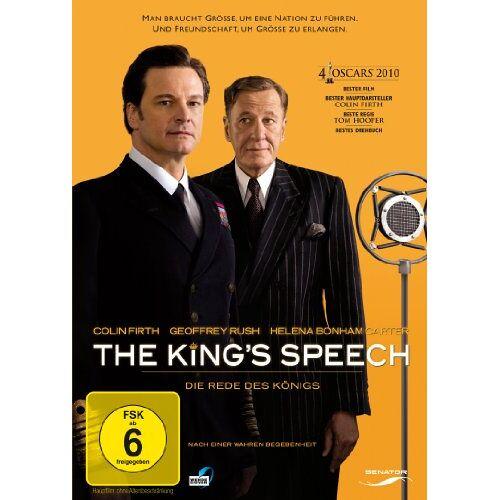 Tom Hooper - The King's Speech - Preis vom 27.02.2021 06:04:24 h