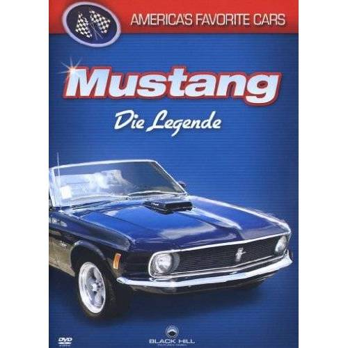 Gary Legon - America's Favorite Cars: Mustang - Die Legende - Preis vom 26.02.2020 06:02:12 h