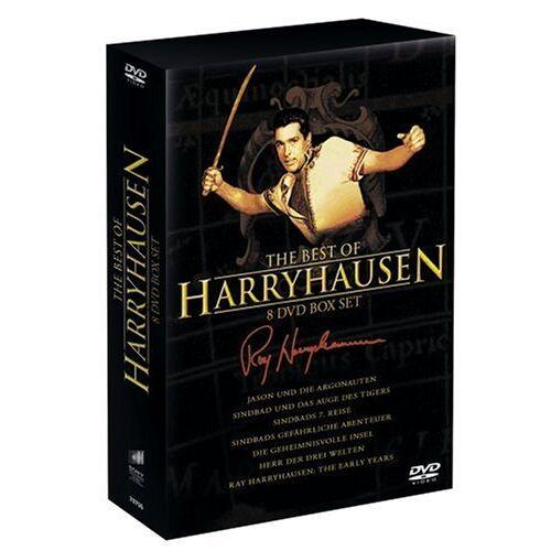 Sam Wanamaker - The Best of Ray Harryhausen [8 DVDs] - Preis vom 14.01.2021 05:56:14 h