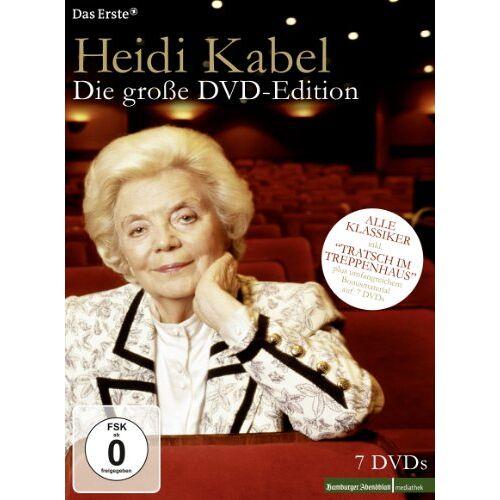 Heidi Kabel - Die große DVD-Edition - Preis vom 07.05.2021 04:52:30 h