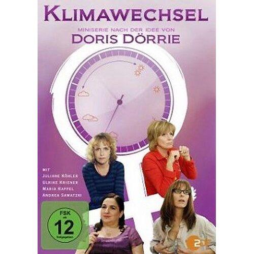 Doris Dörrie - Klimawechsel [2 DVDs] - Preis vom 15.05.2021 04:43:31 h