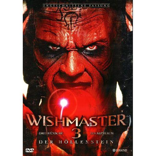 Chris Angel - Wishmaster 3 - Der Höllenstein - Preis vom 20.10.2020 04:55:35 h