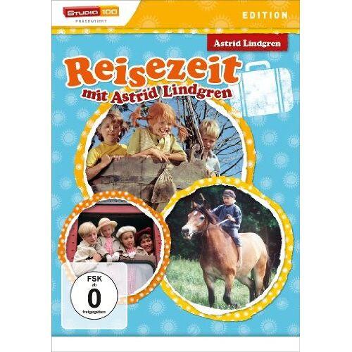 Astrid Lindgren - Astrid Lindgren: Reisezeit mit Astrid Lindgren - Preis vom 11.04.2021 04:47:53 h