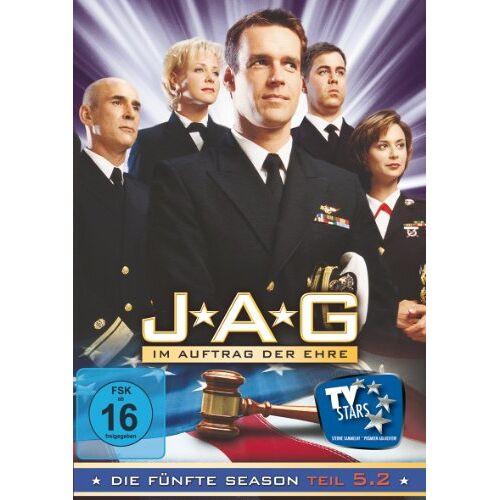 Joe Napolitano - JAG: Im Auftrag der Ehre - Die fünfte Season, Teil 5.2 [3 DVDs] - Preis vom 31.10.2020 05:52:16 h