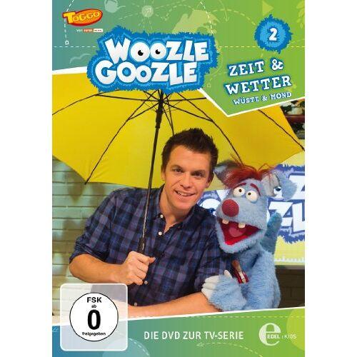 Weber Woozle Goozle: Folge 2 - Zeit & Wetter - Preis vom 27.02.2021 06:04:24 h