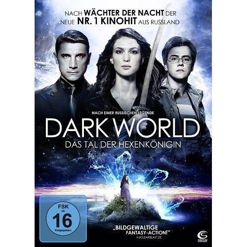 Anton Megerdichew - Dark World - Das Tal der Hexenkönigin - Preis vom 20.10.2020 04:55:35 h