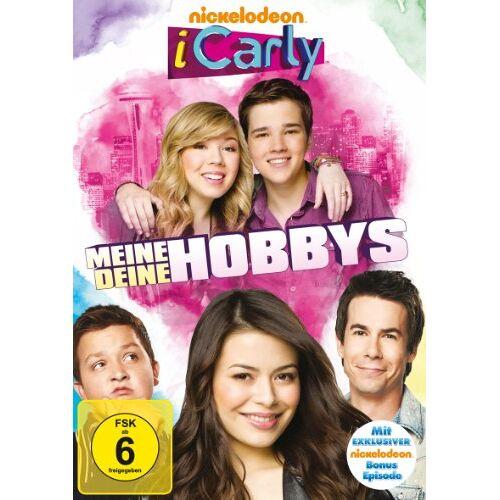 Miranda Cosgrove - iCarly: Meine Hobbys, Deine Hobbys [2 DVDs] - Preis vom 25.02.2021 06:08:03 h