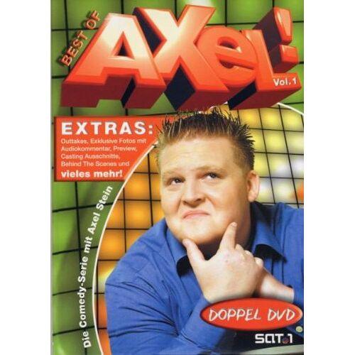 Axel Stein - Axel!: Best Of [2 DVDs] - Preis vom 10.05.2021 04:48:42 h