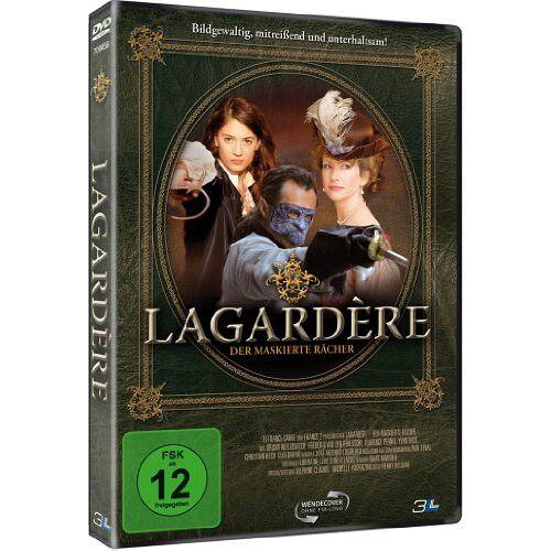 Henri Helman - Lagardère - Der maskierte Rächer (DVD) - Preis vom 06.05.2021 04:54:26 h