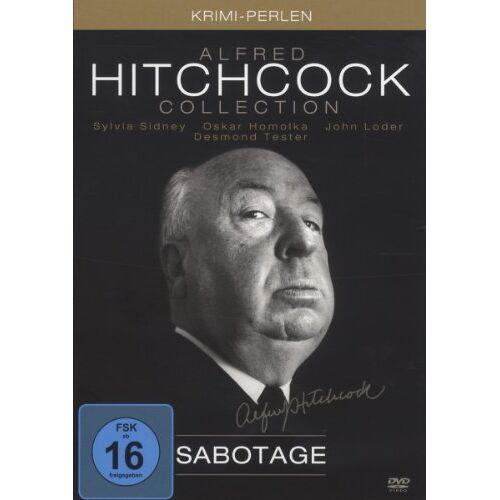 Alfred Hitchcock - Alfred Hitchcocks: Sabotage - Preis vom 14.05.2021 04:51:20 h