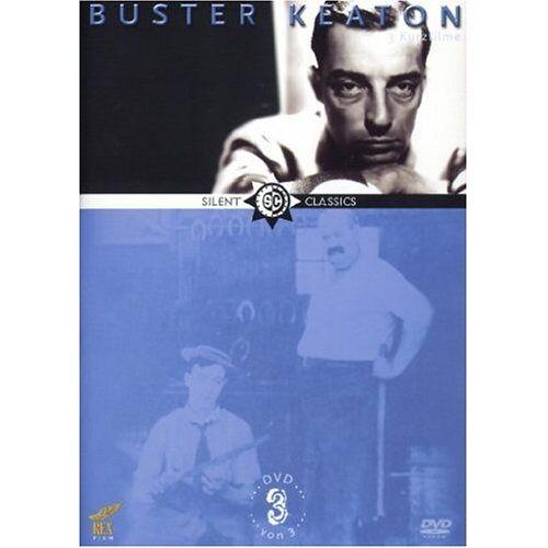 Buster Keaton - Buster Keaton, Vol. 03 - Preis vom 20.10.2020 04:55:35 h