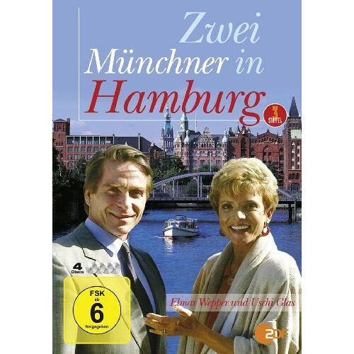 Celino Bleiweiß - Zwei Münchner in Hamburg - Staffel 3 (Jumbo Amaray - 4 DVDs) - Preis vom 27.10.2020 05:58:10 h