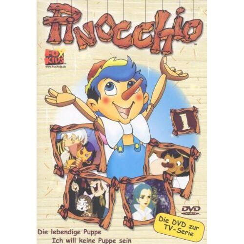 - Pinocchio 1 - Die Marionette lebt / Ich möchte keine Marionette sein - Preis vom 15.05.2021 04:43:31 h
