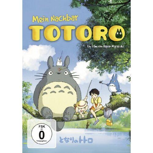 Hayao Miyazaki - Mein Nachbar Totoro - Preis vom 18.04.2021 04:52:10 h