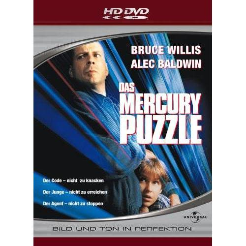 Becker Das Mercury Puzzle [HD DVD] - Preis vom 18.10.2020 04:52:00 h