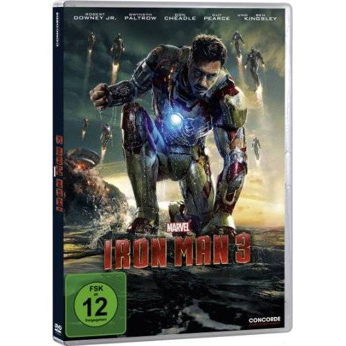 Robert Downey Jr. - Iron Man 3 - Preis vom 17.04.2021 04:51:59 h