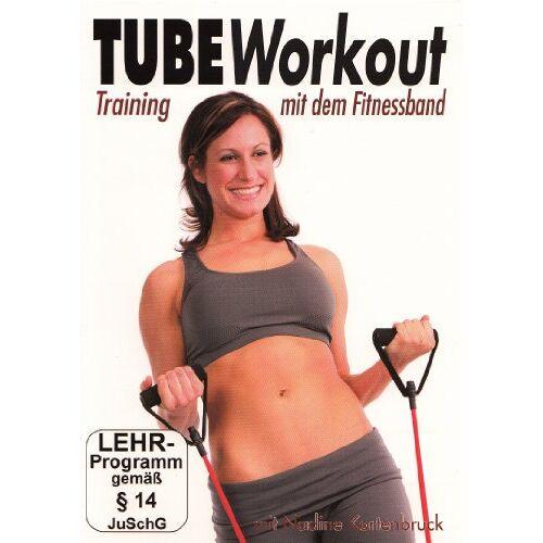 Power Station - Tube Workout - Training mit dem Fitnessband - Preis vom 28.02.2021 06:03:40 h