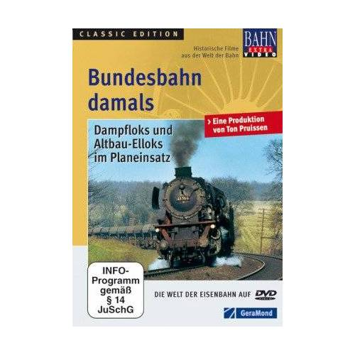 - Bundesbahn damals - Preis vom 21.10.2020 04:49:09 h