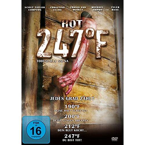 Taylor Hot 247f-Todesfalle Sauna - Preis vom 07.05.2021 04:52:30 h