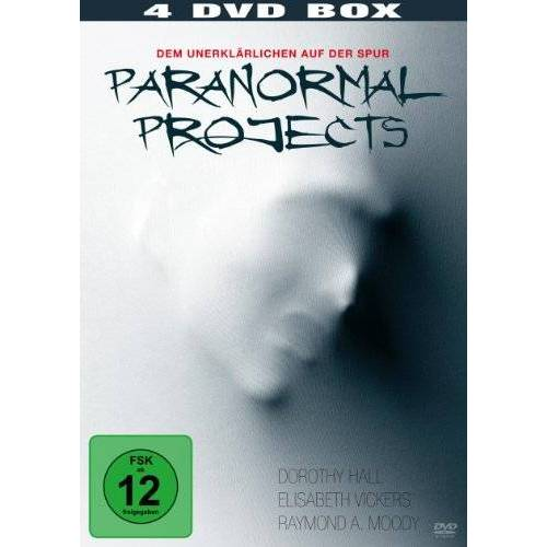 - Paranormal Projects [4 DVDs] - Preis vom 09.05.2021 04:52:39 h