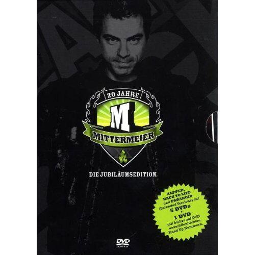 Michael Mittermeier - 20 Jahre Mittermeier [6 DVDs] - Preis vom 20.10.2020 04:55:35 h