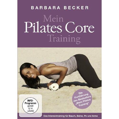 Becker Barbara Becker - Mein Pilates Core Training - Preis vom 07.04.2020 04:55:49 h