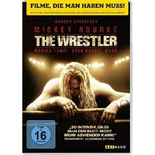 Darren Aronofsky - The Wrestler - Preis vom 21.04.2021 04:48:01 h