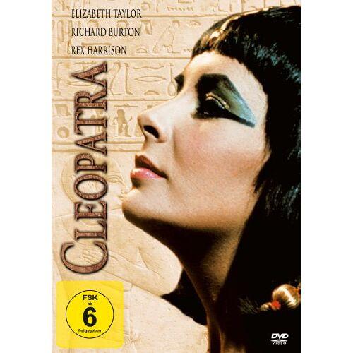 Joseph L. Mankiewicz - Cleopatra (2 DVDs) - Preis vom 21.10.2020 04:49:09 h