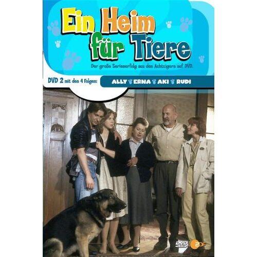 Siegfried Wischnewski - Ein Heim für Tiere - DVD 02 - Preis vom 19.10.2020 04:51:53 h