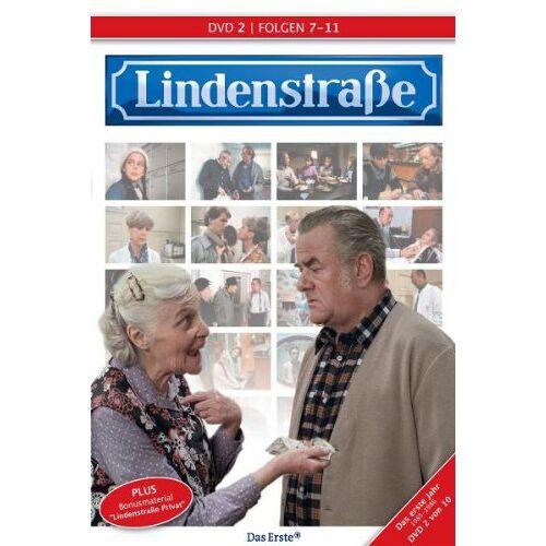 Herwig Fischer - Lindenstraße - DVD 02 (Folge 7 - 11) - Preis vom 14.04.2021 04:53:30 h