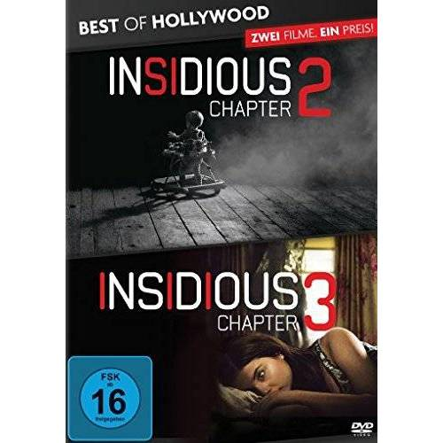 - Best of Hollywood - Insidious: Chapter 2/Insidious: Chapter 3 [2 DVDs] - Preis vom 05.09.2020 04:49:05 h