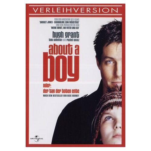 Hugh Grant - About a Boy [Verleihversion] - Preis vom 19.10.2020 04:51:53 h