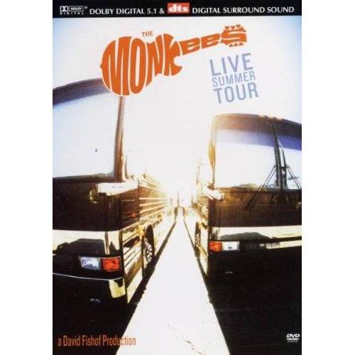 Monkees - The Monkees - Live Summer Tour - Preis vom 16.04.2021 04:54:32 h