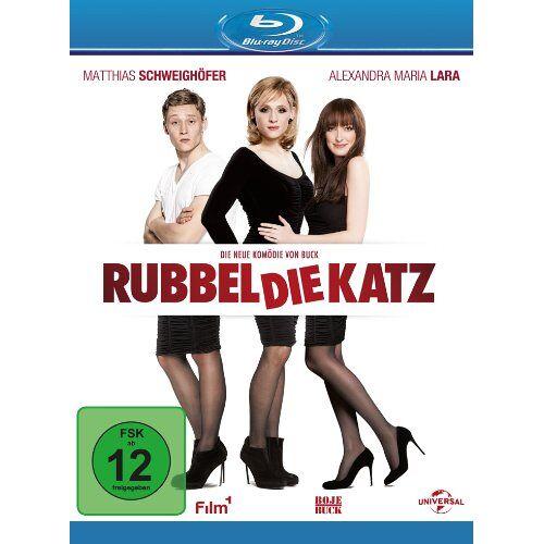 Buck, Detlev W. - Rubbeldiekatz [Blu-ray] - Preis vom 26.02.2021 06:01:53 h