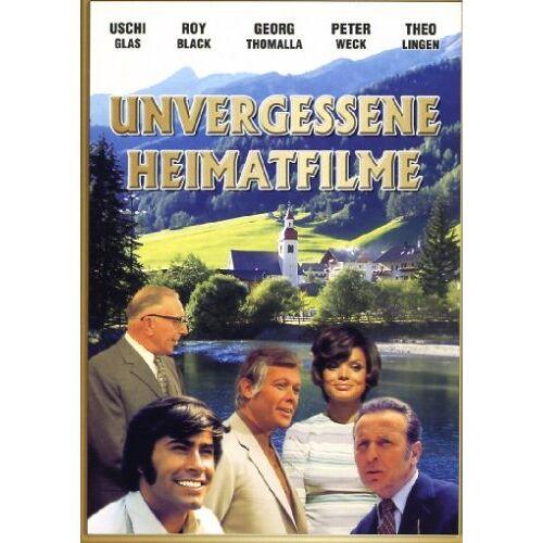 Roy Black - Unvergessene Heimatfilme [2 DVDs] - Preis vom 25.02.2020 06:03:23 h