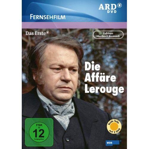 Wilhelm Semmelroth - Die Affäre Lerouge [2 DVDs] - Preis vom 18.04.2021 04:52:10 h
