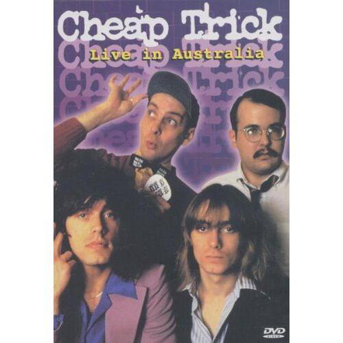 Cheap Trick - Cheap Trick Live in Australia - Preis vom 20.10.2020 04:55:35 h
