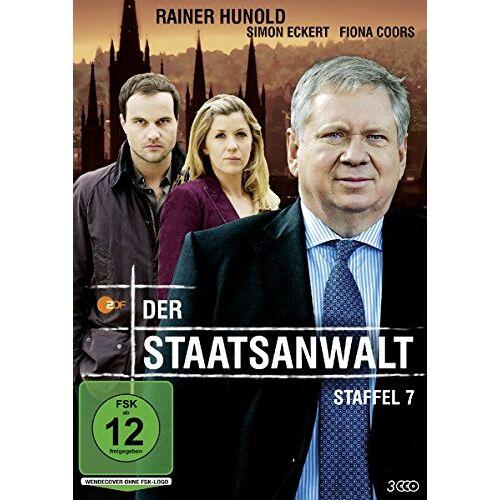 Martin Kinkel - Der Staatsanwalt - Staffel 7 (3 DVDs) - Preis vom 10.05.2021 04:48:42 h