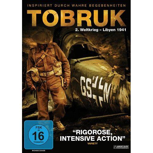 Vaclav Marhoul - Tobruk - Libyen 1941 - Preis vom 16.04.2021 04:54:32 h