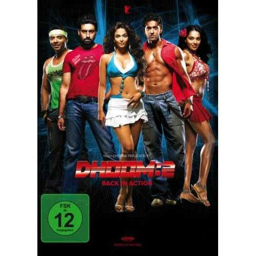 Sanjay Gadhvi - Dhoom 2 - Back in Action - Preis vom 25.01.2021 05:57:21 h