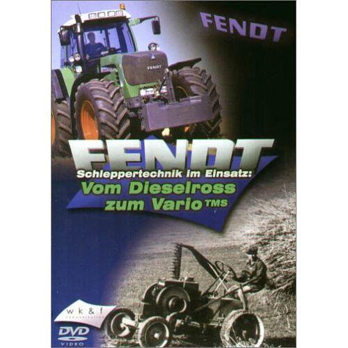 - Fendt - Vom Dieselross zum Vario TMS - Preis vom 07.05.2021 04:52:30 h